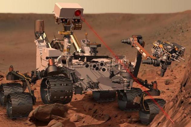 O robô Curiosity havia recém-chegado em Marte. Ele ainda continua por lá e, em toda sua estadia no planeta vermelho, não viu novos títulos do Tricolor