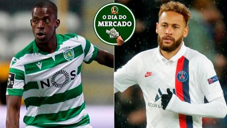 O sábado e o domingo foram agitados no mercado da bola. O Palmeiras ficou perto de acertar com lateral do Sporting, de Portugal. Já Neymar falou sobre seu futuro. Veja isso e muito mais aqui, no resumo do final de semana do mercado!