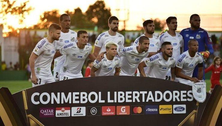 O Santos completa nesta semana mais 100 dias desde a última vez que entrou em campo na temporada. Isso por conta da pandemia de coronavírus, que paralisou o futebol no país. Para refrescar a memória, veja a escalação do Peixe nos jogos oficiais de 2020.