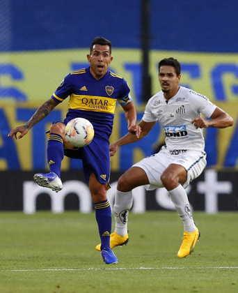 O Santos jogou bem, segurou o Boca Juniors e arrancou um empate de 0 a 0 na noite desta quarta-feira em La Bombonera, na primeira partida das semifinais da Copa Libertadores da América. A segurança de Lucas Veríssimo (foto) na zaga e a estratégia do técnico Cuca foram os destaques do Peixe na Argentina. Confira as notas do Santos no LANCE! (por Diário do Peixe)