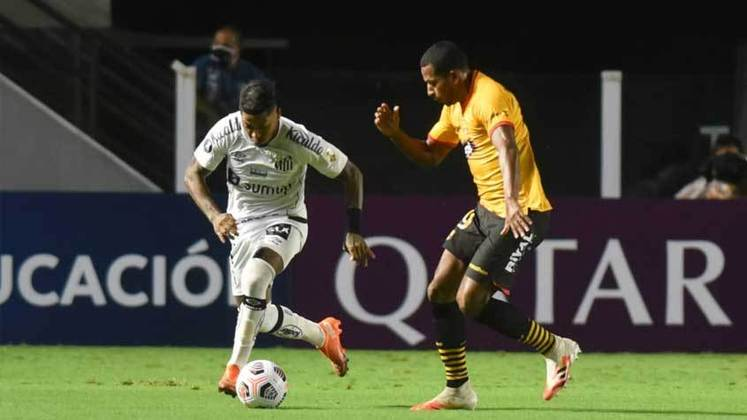 O Santos voltou a jogar mal na noite desta terça-feira (20) e acabou derrotado por 2 a 0 para o Barcelona, do Equador, na Vila Belmiro. Não faltou raça, mas faltou futebol ao Peixe (por Diário do Peixe)