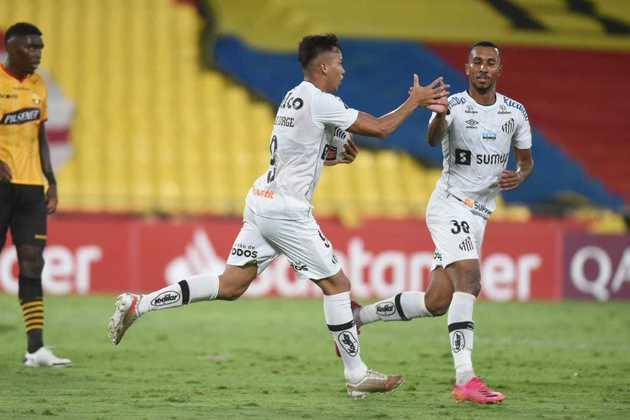 O Santos voltou a mostrar muitos problemas, principalmente na parte de criação e marcação no meio-campo, e perdeu por 3 a 1 para o Barcelona de Guayaquil, na noite desta quarta-feira, no Equador. O resultado eliminou o clube da Copa Libertadores. Confira as notas do Peixe no LANCE! (por Diário do Peixe)