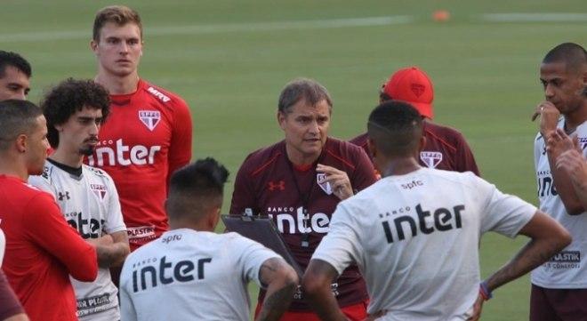 SPFC: Reapresentação retoma o foco na Copa do Brasil