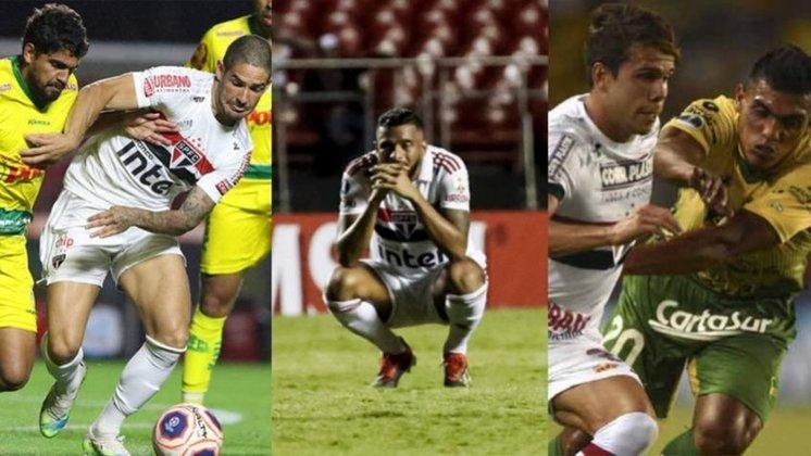 O São Paulo ganhou seu último título em 2012. De la para cá, já foram 31 campeonatos sem títulos. O LANCE! relembra todos eles.
