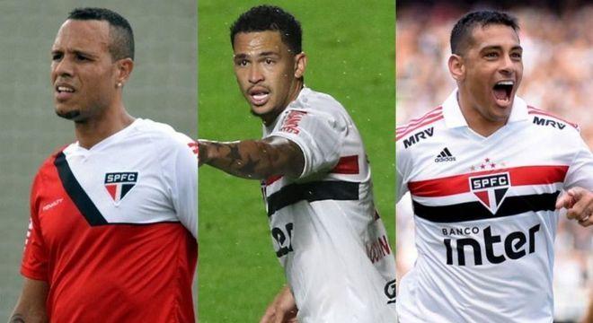 O São Paulo tem Luciano como uma das principais peças do ataque no clube na temporada. Com o gol marcado contra o Coritiba, ele se isolou como o segundo jogador que mais marcou gols pelo Tricolor em uma edição do Campeonato Brasileiro desde 2011. O LANCE! mostra o ranking, segundo a página 'Dados SPFC'.