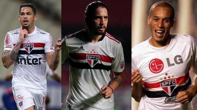 O São Paulo vem sendo bastante desfalcado devido a lesões nesta temporada. Luciano, Benítez e Miranda já ficaram fora do time por problemas físicos. O LANCE! mostra quem se lesionou na temporada e quantos jogos ficou fora.