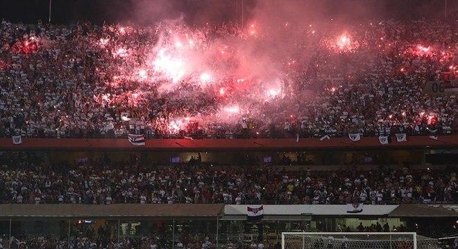 Torcida do São Paulo provavelmente compareceria em grande número em clássico