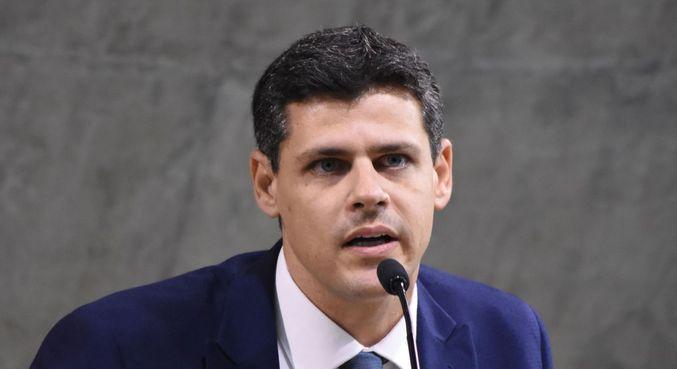 O secretário especial de Tesouro e Orçamento do Ministério da Economia, Bruno Funchal