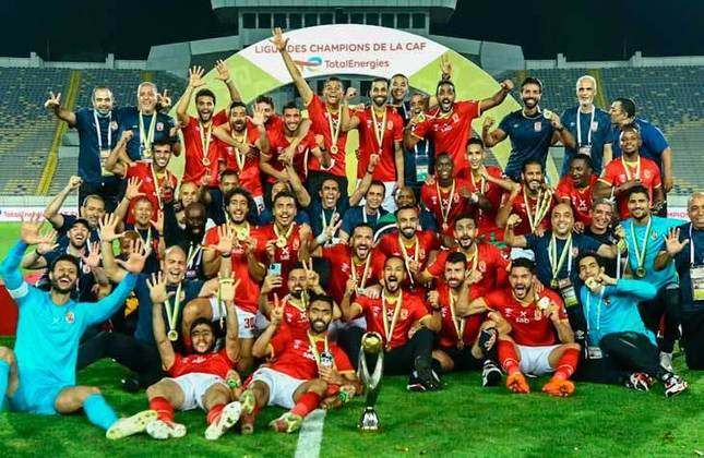 O segundo time que garantiu vaga no torneio é o Al-Ahly do Egito. Terceira colocada no último Mundial, a equipe venceu o Kaizer Chiefs, da África do Sul, por 3 a 0 na final disputada em jogo único, em Marrocos, e se sagrou campeã da Champions da África.