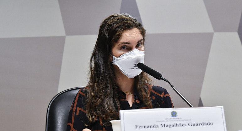 Para Fernanda Guardado, impacto da atividade sobre emprego vai aparecer com avanço da vacinação contra a covid
