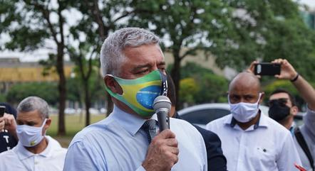 Major Olímpio (PSL-SP) lança candidatura