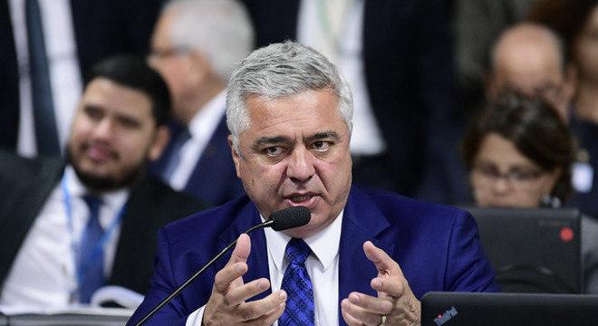 Na imagem, o senador Major Olímpio (PSL-SP)