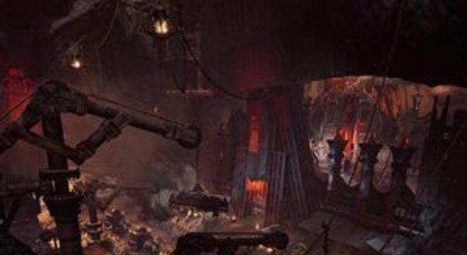 O Senhor dos Anéis: Gollum aparece em trailer teaser