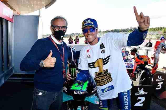 O sétimo lugar no GP da Comunidade Valenciana foi suficiente