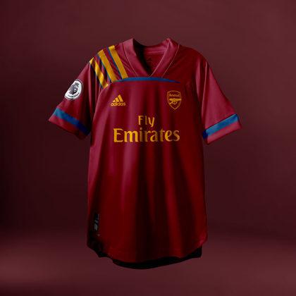 O site Graphic UNTD também criou novas versões para os clubes que já têm contrato com a Adidas: