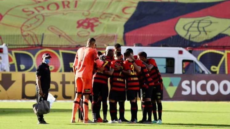 O Sport está na fila há 33 anos. O último título brasileiro do clube foi em 1987.
