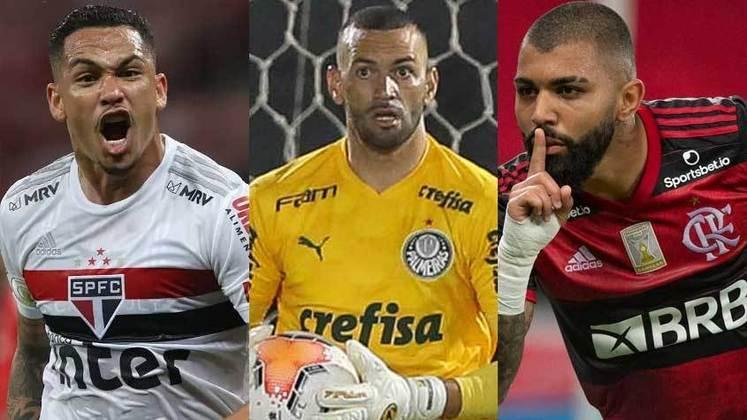 O Sports Value realizou um estudo sobre as finanças dos clubes brasileiros em 2020 e comparou com os números de 2019. A reportagem organizou uma galeria com os 20 clubes que tiveram as maiores receitas no Brasil em 2020. Confira!