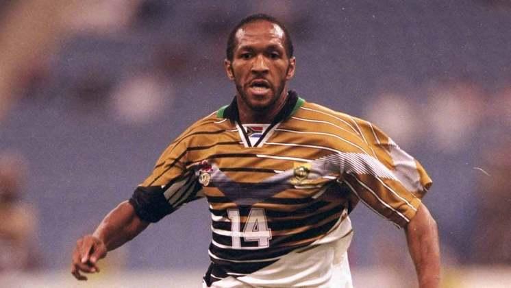 O sul-africano Mark Williams foi contratado pelo Corinthians, em 1996, mas disputou apenas três partidas pelo Brasileirão