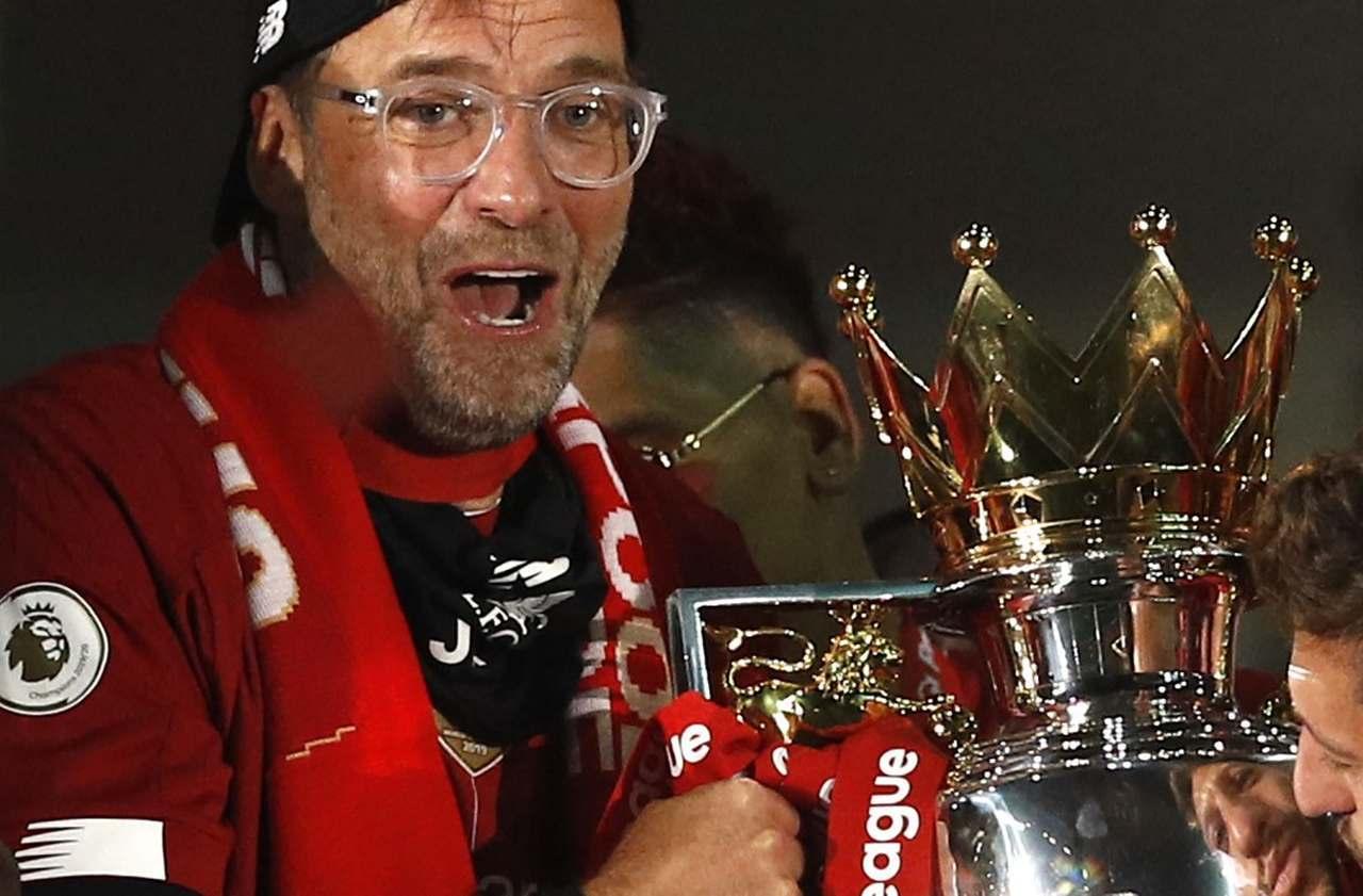 Klopp melhor treinador do mundo. Mais do que merecida a escolha do alemão