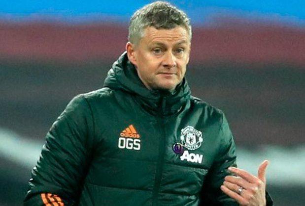 O técnico Ole Solskjær está seriamente ameaçado de demissão.