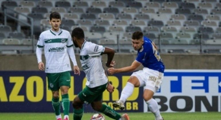 O time azul não conseguiu vencer na Série B, mas marcou seu primeiro ponto na competição