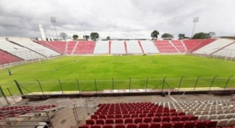 O time azul pretende ter seu torcedor na Série B na Arena do Jacaré enquanto houver proibição de público em BH