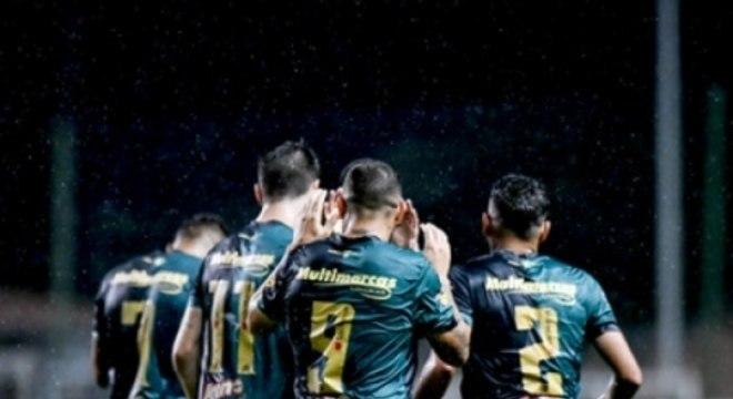 O time mineiro está firme na luta pelo título e praticamente garantido na Série A de 2021