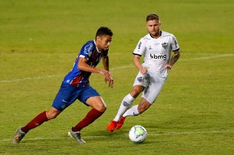Atlético-MG perdeu a chance de retomar a liderança