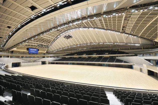 O Tokyo Metropolitan Gymnasium receberá as disputas do tênis de mesa. A estrutura tem capacidade para sete mil espectadores. O local fez parte dos Jogos de 1964 e foi remodelado.