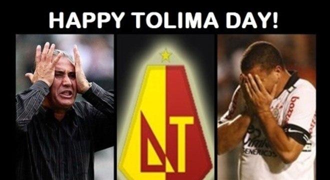 O Tolima Day virou um