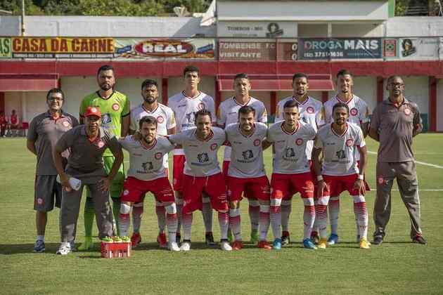O Tombense voltou a uma semifinal do Campeonato Mineiro como líder da primeira fase. O técnico Eugênio Souza afirmou ao L!: