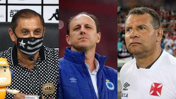 O treinador Ramóz Diaz foi demitido do Botafogo sem nem ter feito uma partida no comando técnico do Alvinegro. Por isso, o LANCE! fez um levantamento com técnicos que tiveram curtas passagens em alguns clubes brasileiros. Confira! (por Rafael Marson).