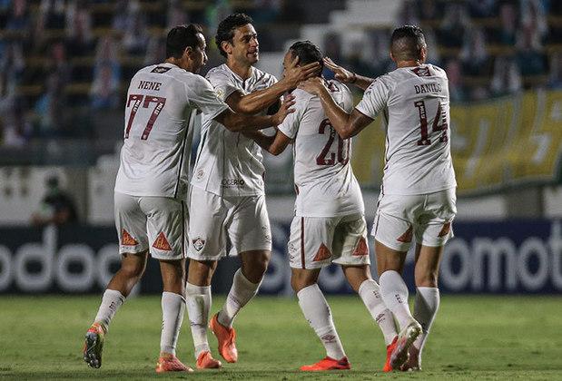 O Tricolor conseguiu duas boas sequências sem derrotas no Campeonato Brasileiro. A primeira, ainda com Odair, de oito partidas. A segunda, com Marcão, de nove.