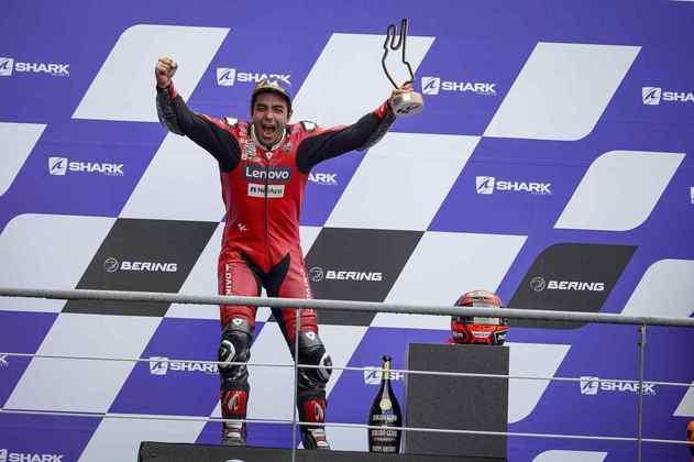 O triunfo não foi suficiente para se manter na Ducati e está de mudança para a Tech3 em 2021