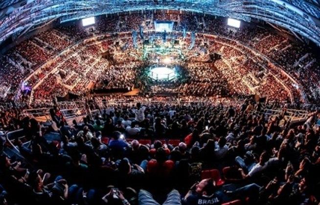 O UFC cancelou a reserva da Arena da Barra, que seria palco do UFC Rio, no dia 14 de agosto, conforme revelou o site