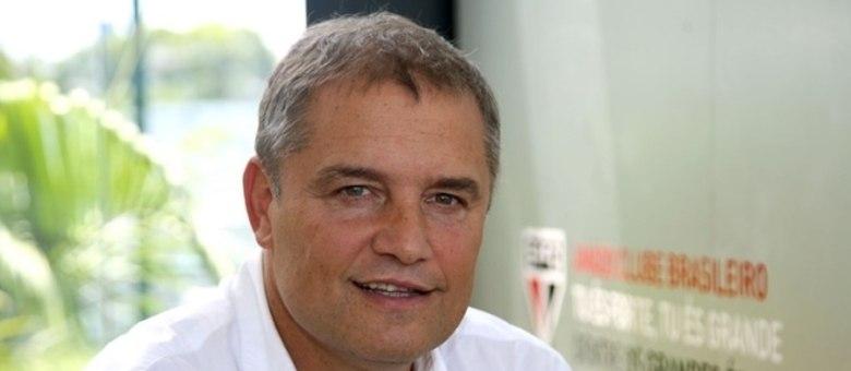 O uruguaio Diego Aguirre é o novo técnico do São Paulo para 2018