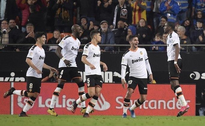 O Valencia está na fila há 17 anos. O último título espanhol do clube foi na temporada 2003/2004.