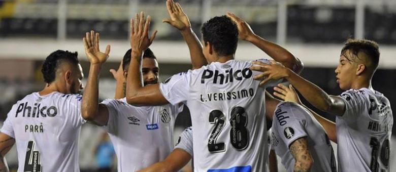 Finalista da Libertadores, o Santos tem seu elenco estipulado em R$ 317 milhões