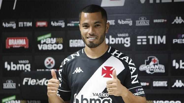 O valor total do contrato da Havan com o Vasco é de R$ 3,5 milhões.