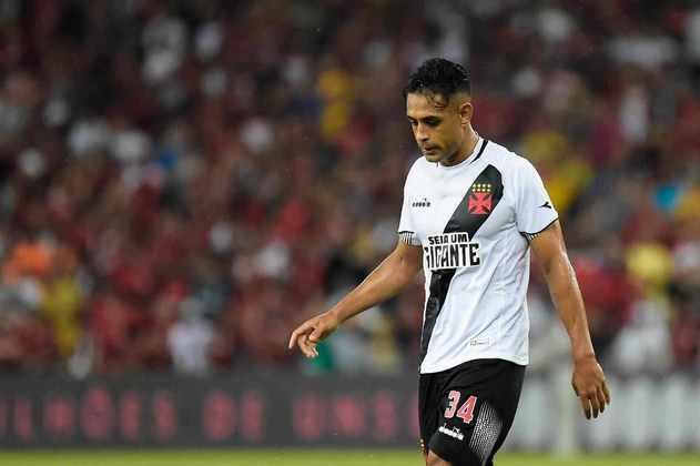 O Vasco aparece na terceira posição, com 48 goleadas sofridas em 552 jogos desde 2003, quando o Brasileirão passou a ser disputado por pontos corridos.