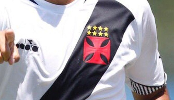 O Vasco tem apenas um meia como jogador emprestado a outras equipes nesta temporada.