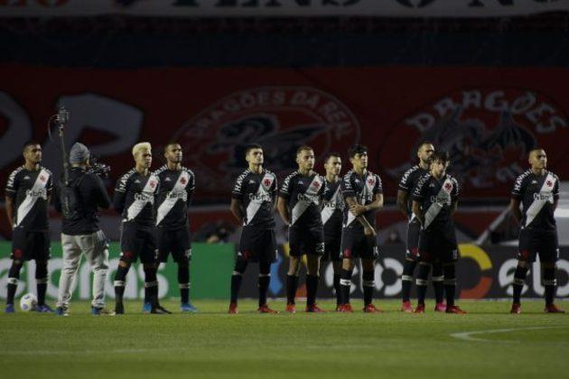 O Vasco teve bons momentos contra o São Paulo, nesta quarta-feira. Mas as falhas defensivas foram fatais. A ponto de o goleiro Vanderlei ter evitado mais gols.