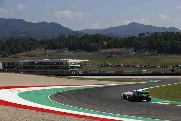 O veloz e desafiador circuito de Mugello, palco do GP da Toscana