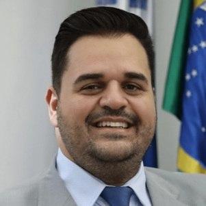 O vereador Farid Afif, que foi assassinado