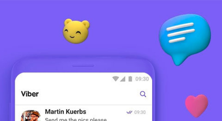 O Viber segue a mesma linha do WhatsApp, contendo ferramentas similares, como conversas por texto e áudio, figurinhas e chamadas por vídeo. O app foi lançado em 2011.