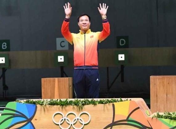 O Vietnã conquistou seu primeiro, e único, ouro olímpico nos Jogos do Rio de Janeiro, em 2016. A proeza foi de xuan vinh hoang, no tiro esportivo, na categoria pistola de ar 10m.