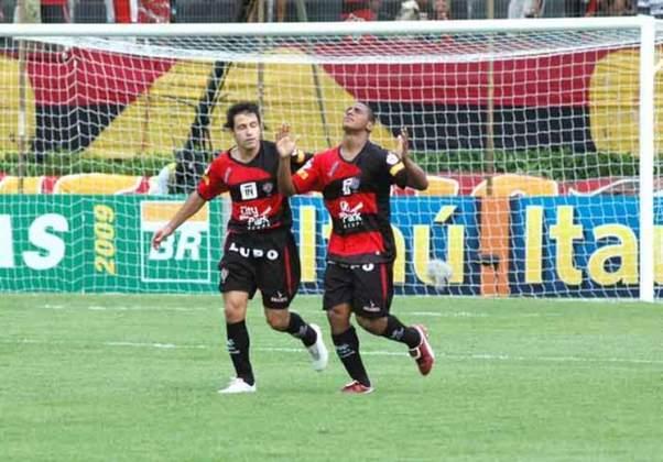 O Vitória chegou a ser vice-líder do Brasileirão de 2009, na 4ª rodada, quando alcançou 9 pontos. No entanto, o time baiano terminou aquele Brasileiro na 13ª colocação.