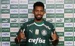 O volante Matheus Fernandes trocou o Botafogo pelo atual campeão brasileiro