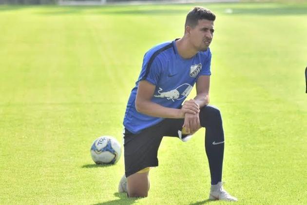 O volante Ricardo chegou ao Bragantino emprestado pelo Braga, de Portugal, e já assumiu a titularidade, inclusive marcando um dos gols do acesso. Tem contrato de empréstimo até junho de 2021.