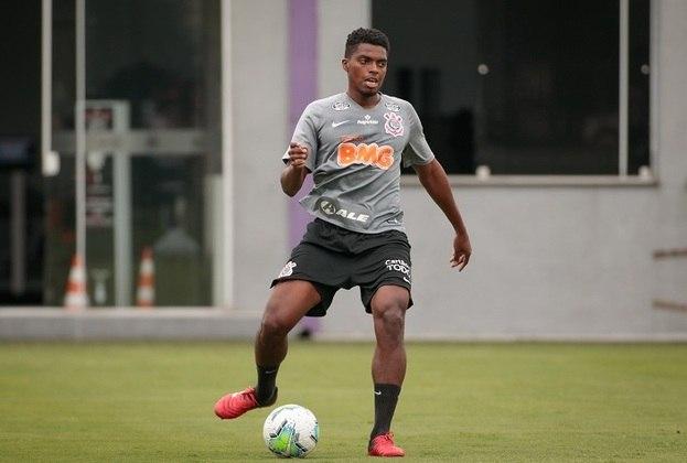 O zagueiro Jemerson tem contrato com o Corinthians até junho de 2021.